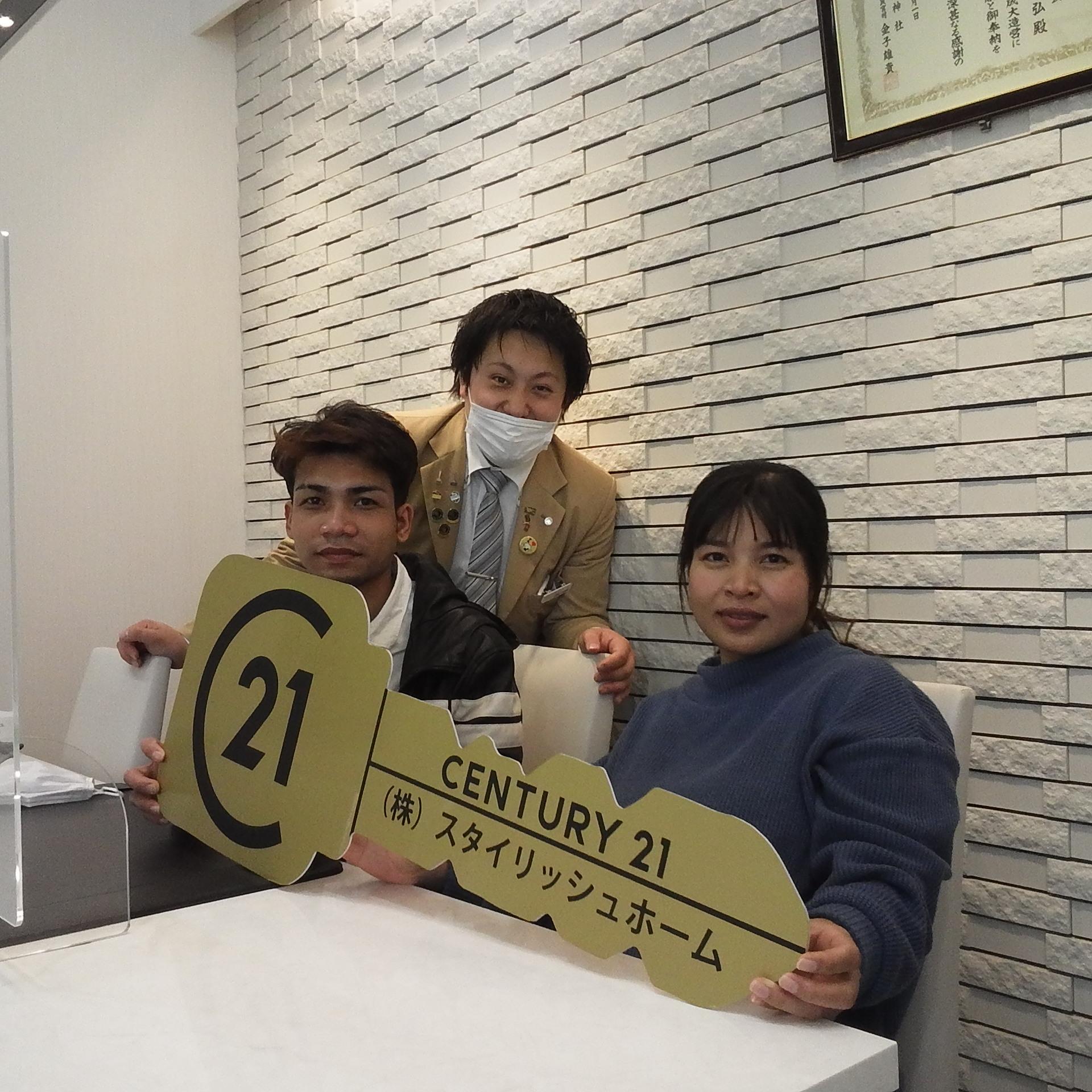 Y様 ご購入記念写真 担当:野板高雄