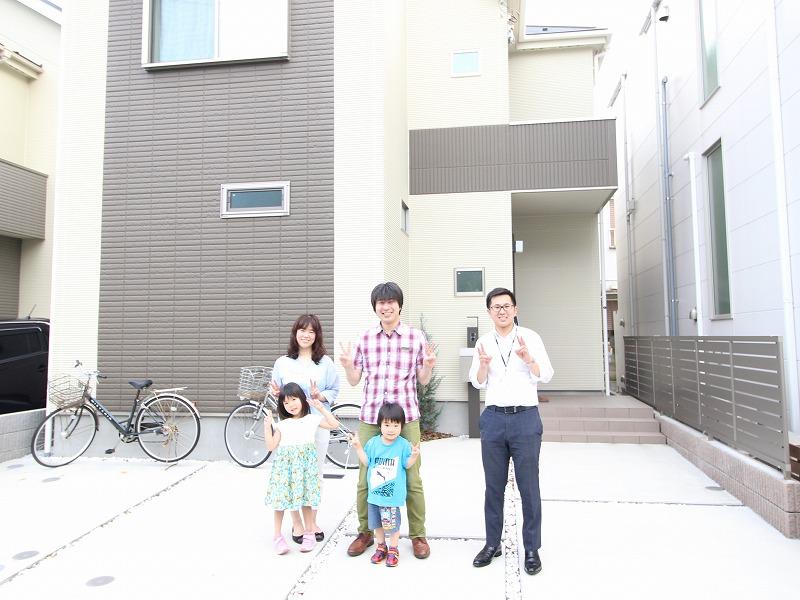 E様 ご購入後の声 担当:松田
